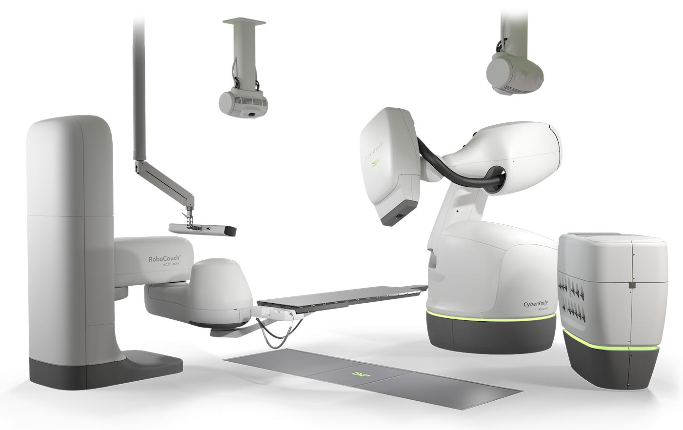 CyberKnife System image-guided linear accelerator