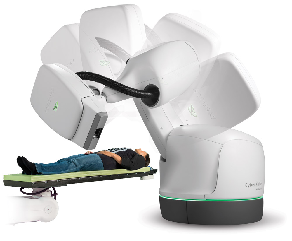 Insurers are increasingly covering the CyberKnife System for cancer treatment